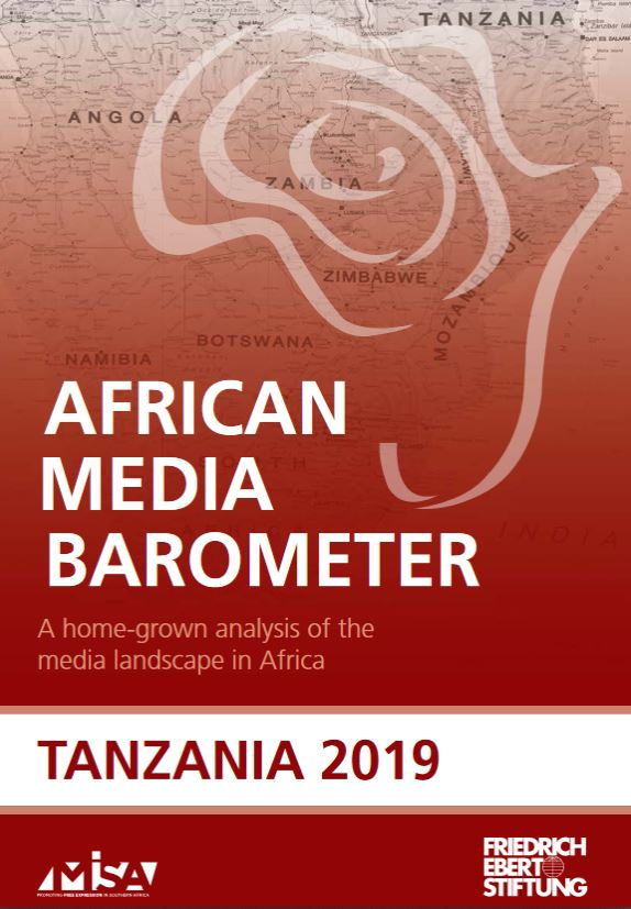 Afican Media Barometer: A Home-grown analysis of the media landscape in Tanzania