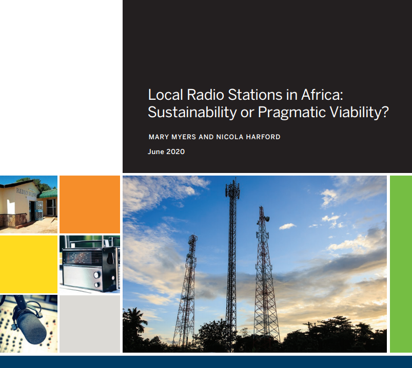 Local radio stations in Africa: Sustainability or pragmatic viability?
